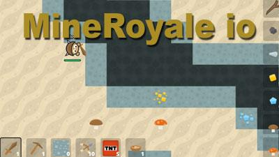 Mine Royale io
