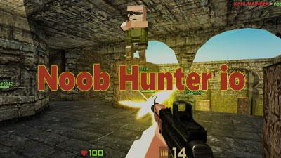 Noob Hunter io