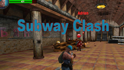 Subway Clash Remake